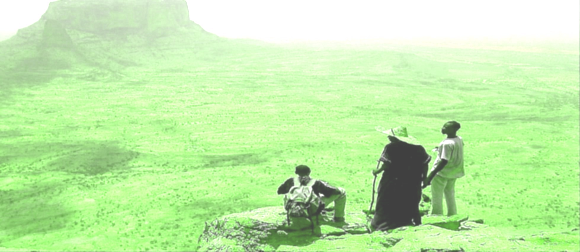 Les monts Hombori du Mali